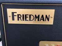Friedman small box 50 watt hand wired head