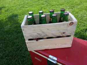 Wooden Crates - handmade solid wood appleboxes Kitchener / Waterloo Kitchener Area image 4