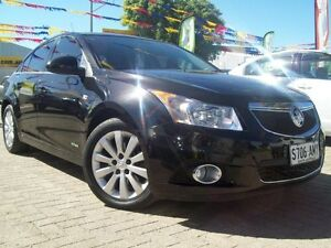 2011 Holden Cruze JH MY12 CDX 6 Speed Automatic Sedan Evanston South Gawler Area Preview