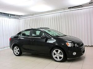 2016 Chevrolet Sonic COME CHECK OUT THIS BLACK BEAUTY!!! LT TURB
