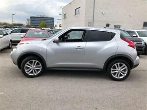 2011 Nissan JUKE SV-141000 KMS - 1.6L ENGINE-CERTIFIED