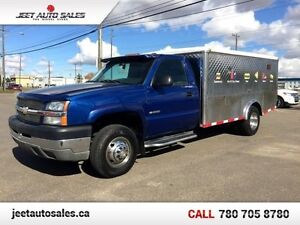 2003 Chevrolet Silverado 3500HD FOOD TRUCK, - Clean/Low Mileage