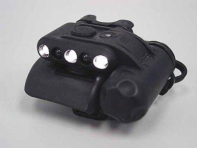 Element Airsoft Helmet Light Set Gen 2 Black
