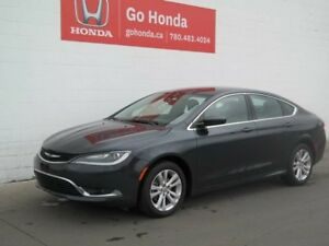 2016 Chrysler 200 LIMITED, AUTOMATIC