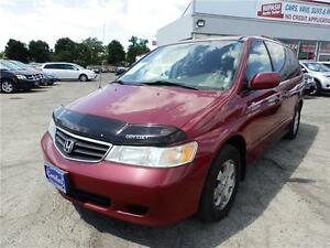 2003 Honda Odyssey DUAL SLIDING DOOR CERTIFIED E-TESTED
