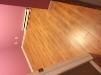 Flooring installation and removal