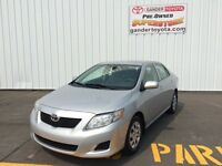 2010 Toyota Corolla CE Enhanced Convenience Pkg