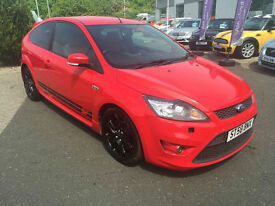 2008 58Plate Ford Focus 2.5 ST-2 225 SIV ST2