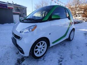 2014 SMART FORTWO ELECTRIC DRIVE PASSION (TOIT PANO, NAVI, FULL)