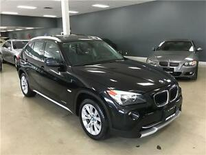 2012 BMW X1 28i'' LEATHER'' PANO ROOF'' SUPER CLEAN''