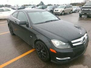 2012 MERCEDES BENZ C250 *ONLY 115,000KM*LEATHER*PANORAMIC ROOF