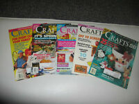 5 Craft Magazines