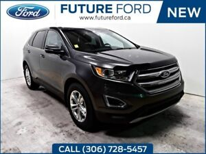 2018 Ford Edge SEL|CLASS II TRAILER TOW|NAVIGATION|LEATHER SEATS