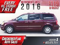 2008 Chrysler Town & Country Limited W/ Heated Leather-DVD-Sunro