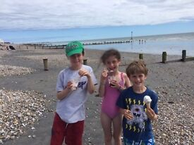 Aupair ( Lovely family in Wandsworth)