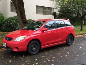 2005 Toyota Matrix XR Hatchback