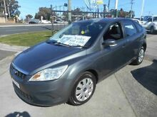 2010 Ford Focus LV CL Grey 5 Speed Manual Hatchback Greenacre Bankstown Area Preview