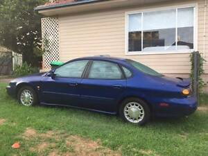 1998 Ford Taurus Sedan Dudley Lake Macquarie Area Preview