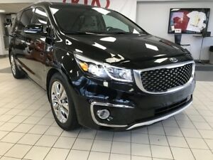 2017 Kia Sedona SXL+ FWD V6 *LOADED*NAVIGATION/360 DEGREE CAMERA