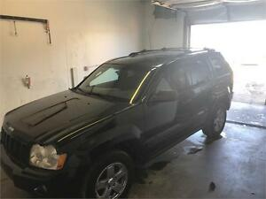 2005 Jeep Grand Cherokee LEATHER & ROOF 4.7 V8 (EXCELLENT!)