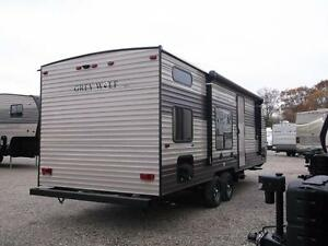 WOW!!! New Cherokee 26' Trailer with Bunks only $19,999