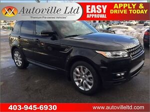 2014 Land Rover Range Rover Sport SUPERCHARGED NAVI BCAM