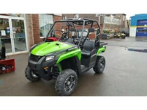 FREE TRAILER 2016 Arctic Cat Prowler 700 XT ONLY $55 p/w OAC