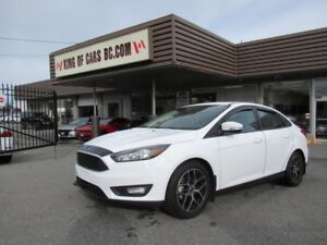 2016 Ford Focus NAVIGATION - LEATHER SEATS