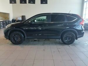 2015 Honda CR-V EX-L - B/U+RightSide Cams, Heated Leather, Sunro