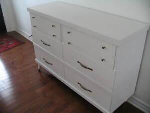 Retro dresser: 6 drawers