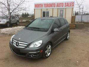 2009 MERCEDES-BENZ B-CLASS TURBO - LOW KM - HEATED SEATS