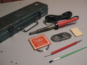 Soldering Iron and Soldering Gun