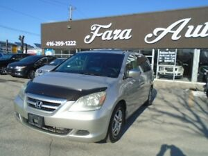2005 Honda Odyssey EX-L DVD & SUNROOF & LEATHER