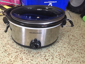 Hamilton Beach Stay-or-Go® Slow Cooker