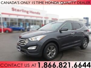 2016 Hyundai Santa Fe Sport SPORT | PREMIUM | AWD | NO ACCIDENTS