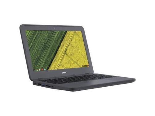 "Acer Chromebook 11 N7 C731T-C0X8 11.6"" Touchscreen LCD Chromebook - Intel Celero"