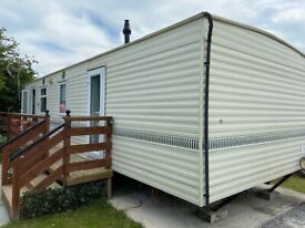 Lakeside Static Willerby RT Super One 1999 2 Bedrooms