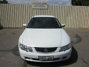 2002 Holden Commodore VY Lumina HBD White 4 Speed Automatic Sedan Hillcrest Port Adelaide Area Preview