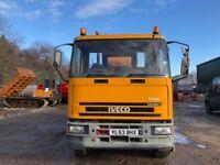 Iveco Cargo Tector Hymix 3m3 Mixer
