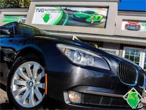 CLEARANCE '10 BMW 750i xDrive+Nav+Roof+HeatLthr+BackCam!$180/Pmt