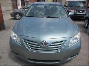 2009 TOYOTA CAMRY LE/ FINANCEMENT MAISON $52 SEMAINE CARSRTOYS