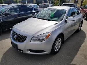 2012 Buick Regal CX SUPER CLEAN UNIT & A LUXURY RIDE