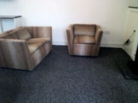 Private Landlord in Peterborough: 1 bed Single Person Flat- Open plan Lounge/Kitchen + Rear Parking.