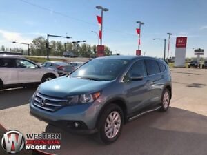 2014 Honda CR-V EX-L AWD- Leather, Sunroof!
