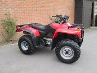 HONDA TRX 250 FOURTRAX 250 2WD FARM / LEISURE QUAD BIKE 1998 @ RPM OFFROAD