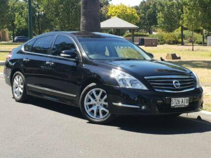 2010 Nissan Maxima J32 250 X-tronic ST-L Black 6 Speed Constant Variable Sedan Hillcrest Port Adelaide Area Preview