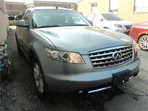 2006 Infiniti FX 35 - Great Condition, FULLY LOADED