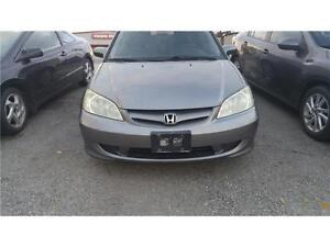 2004 Honda Civic | Certified and E-tested