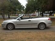 2003 Saab 9-3 MY04 Linear 5 Speed Auto Sensonic Convertible Woodville Park Charles Sturt Area Preview