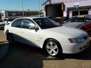 2004 Holden Commodore VY II Acclaim White 4 Speed Automatic Sedan North St Marys Penrith Area Preview